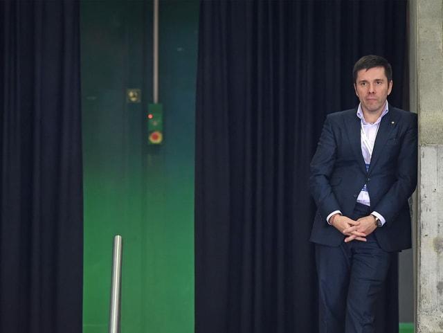 Volero-Präsident Stav Jacobi wehrt sich gegen den Nicht-Aufstiegsentscheid.