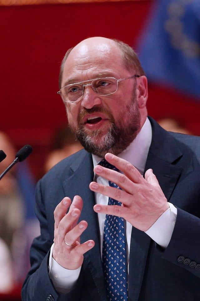 Portrait von Martin Schulz