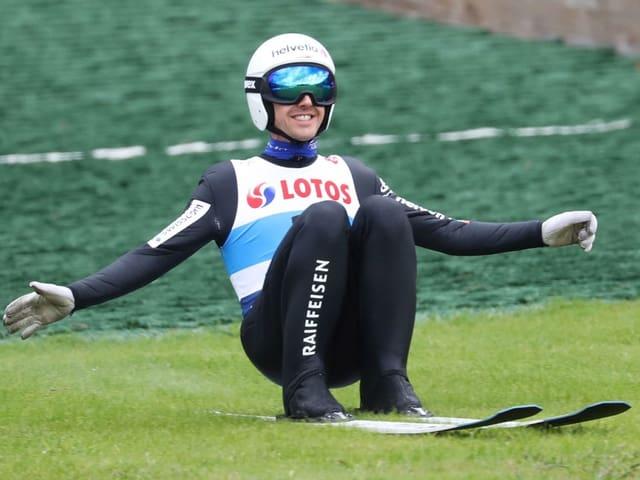 Weitere Sport-News des Tages - Skispringer verpassen Top 10