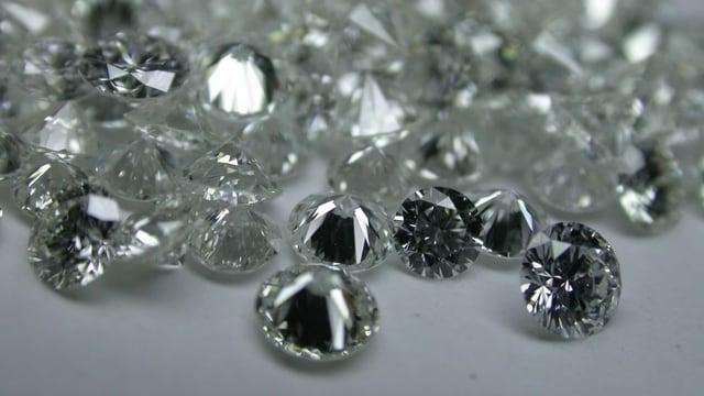 Blutdiamanten? Der Kunde will wissen, unter welchen Bedingungen die Edelsteine gewonnen wurden.