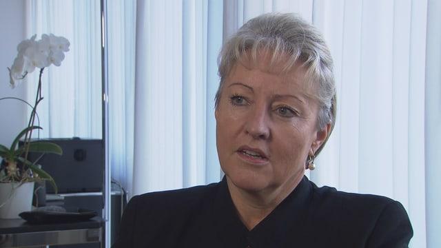 Dapi la primavaira 2008 è Barbara Janom Steiner en la regenza grischuna.