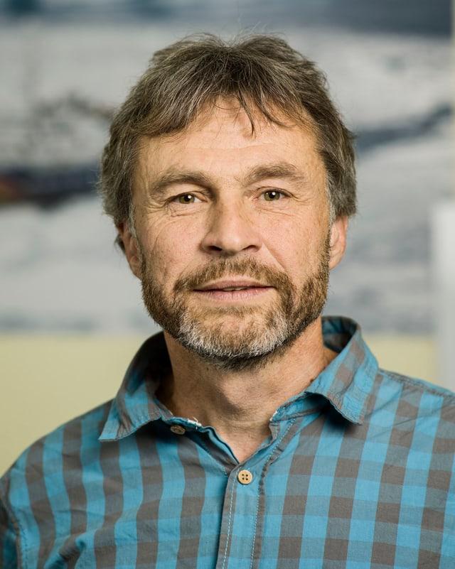 Porträt von Markus Allemann