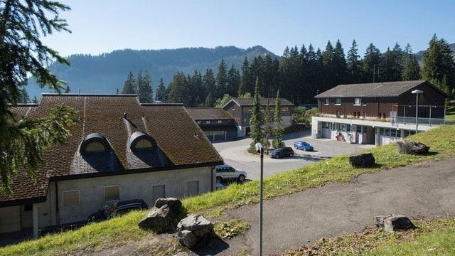 Truppenlager Glaubenberg