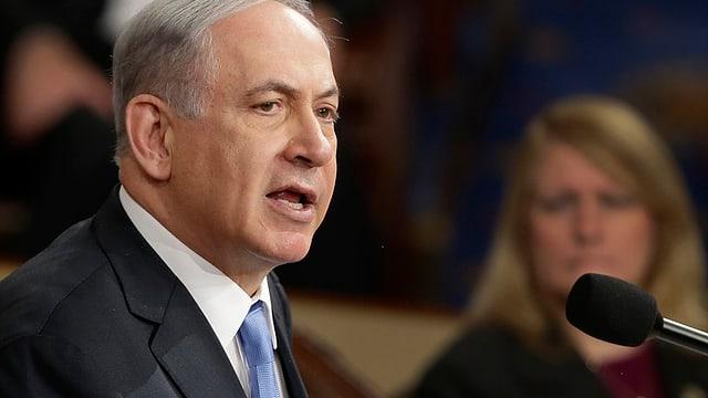 Il primminister da l'Israel, Benjamin Netanjahu