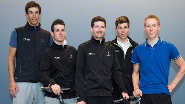 Das Schweizer Team IAM Cycling erhielt keine Wildcard für die Tour de France.