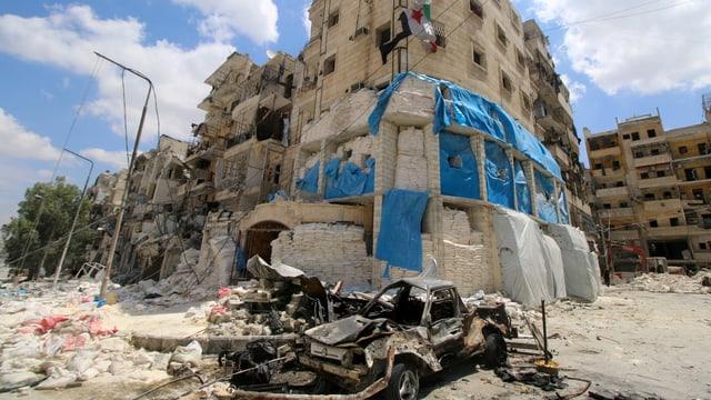 Ruine des Spitals