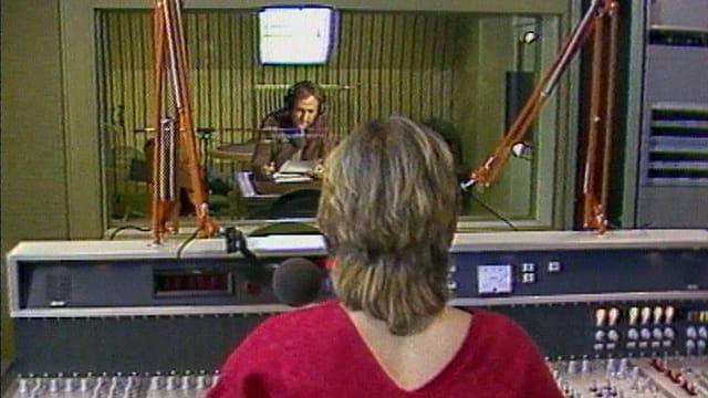 Altes Radiostudio
