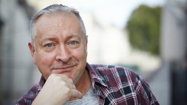 Porträt Richard Wherlock