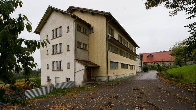 Im ehemaligen Altersheim in Fischbach sollen 35 Asylsuchende Platz finden.