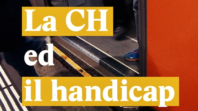 Laschar ir video «La CH ed il handicap»