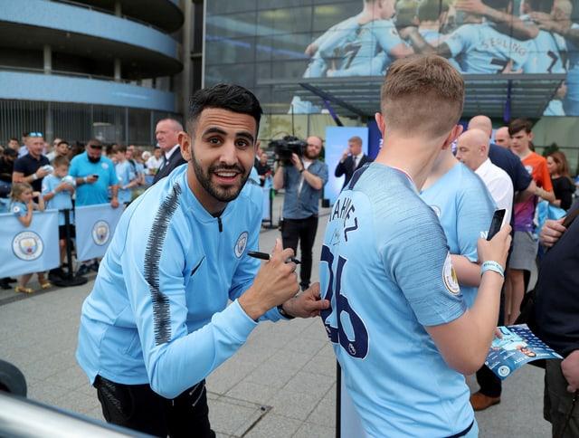 Manchester City: Der Titelverteidiger