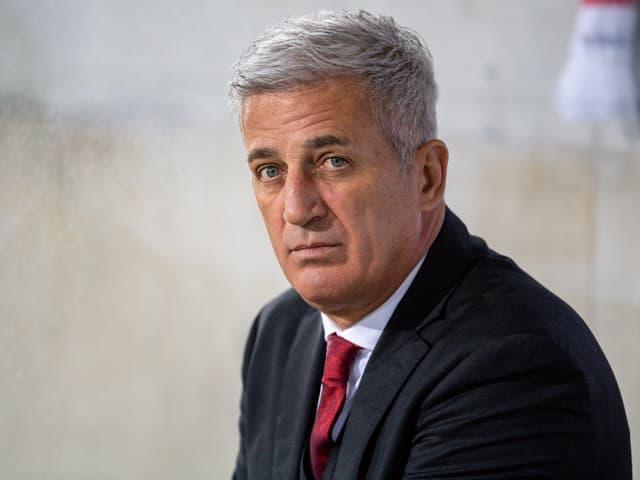 Nati-Trainer Vladimir Petkovic.
