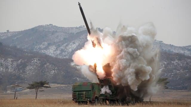 sistem da rechetas en la Corea dal Nord