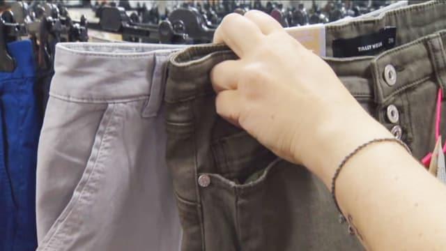Video «Sendung über Konsum, Geld und Arbeit» abspielen