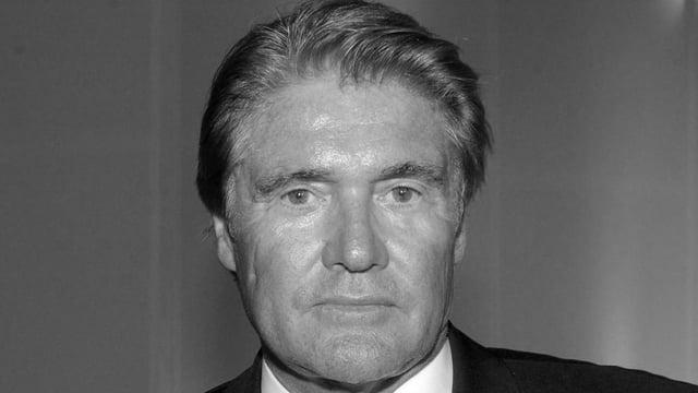 Luzerns Meistertrainer Friedel Rausch.