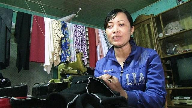 Video «Tran Thi Thap ist nicht mehr arm» abspielen