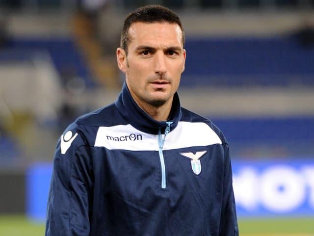 Lionel Scaloni.
