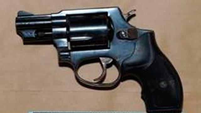 Schusswaffe