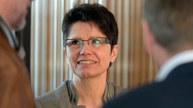 Portrait von Maya Büchi