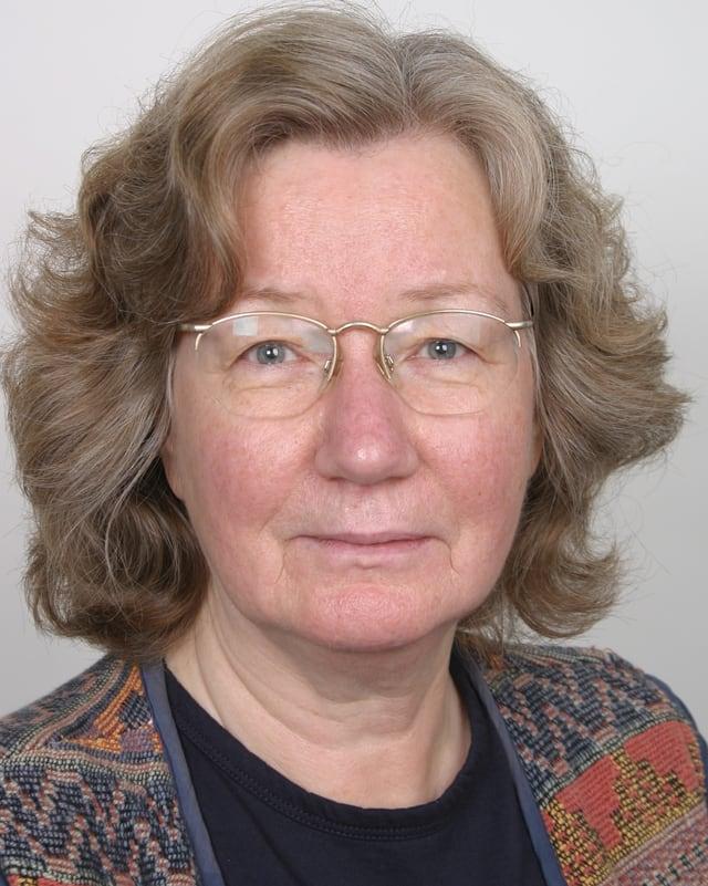 Karin Leukefeld, Journalistin in Damaskus