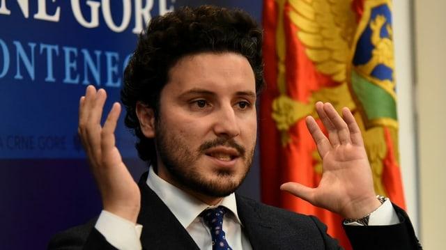 Das politische Experiment von Abazović