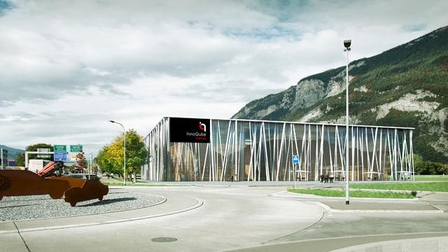 Nov center d' innovaziun a Cuira.
