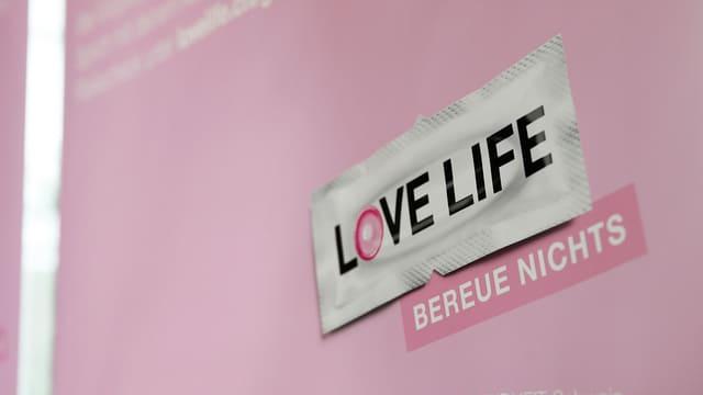 Die Love Life Kampagne hat dazu beitragen, dass sich die HIV-Epidemie nicht ausgebreitet hat.