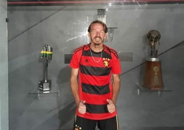Der Brasilianer Marivaldo Francisco da Silva.
