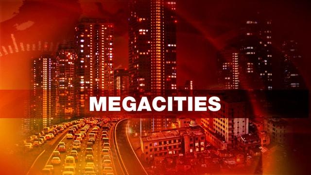 Logo Serie Megacities