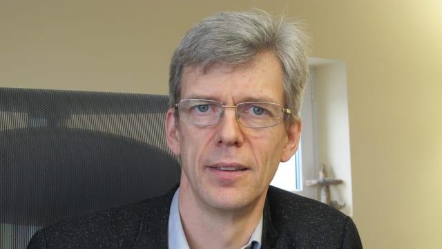 Anders Stokholm, der bisherige Stadtpräsident von Frauenfeld, hat keinen Gegenkandidat.