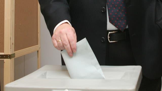 Urna electorala
