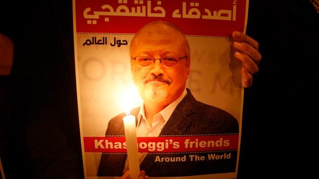 Video «Fall Khashoggi – Vom Umgang mit Unrechtsstaaten» abspielen