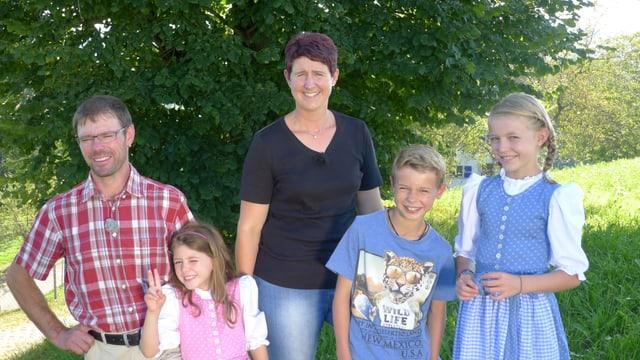 Familie Kaufmann.