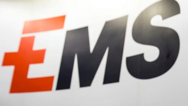 Il logo da la Gruppa Ems.