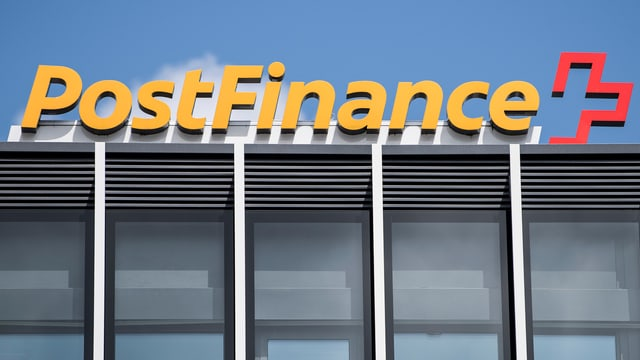 Logo da Postfinance.