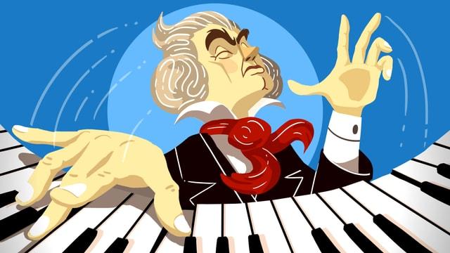 Roll Over Beethoven (Artikel enthält Audio)