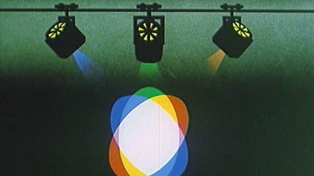 Video «Der Weg zum Farbfernsehen» abspielen