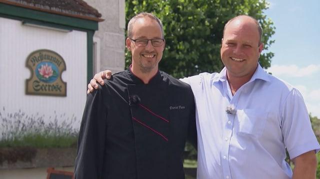 Video «Kanton Solothurn – Tag 4 – Restaurant Seerose, Bolken» abspielen
