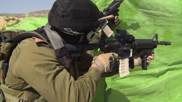 Israels Spezialeinheiten gelten als die besten der Welt. Sie sind fast täglich im Einsatz gegen Terror-Attacken.