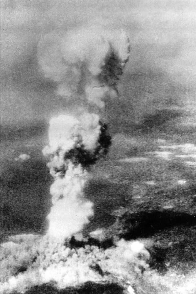 Il bulieu da fim sur Hiroshima, ils 6 d'avust 1945.