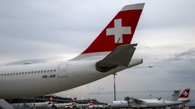Swiss-Flieger