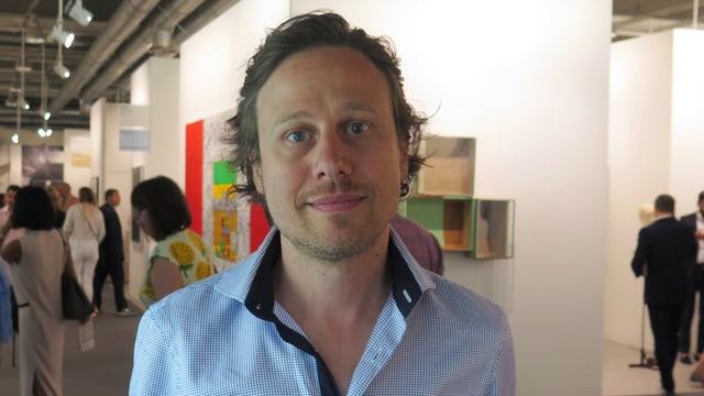 Porträt Marc Krebs