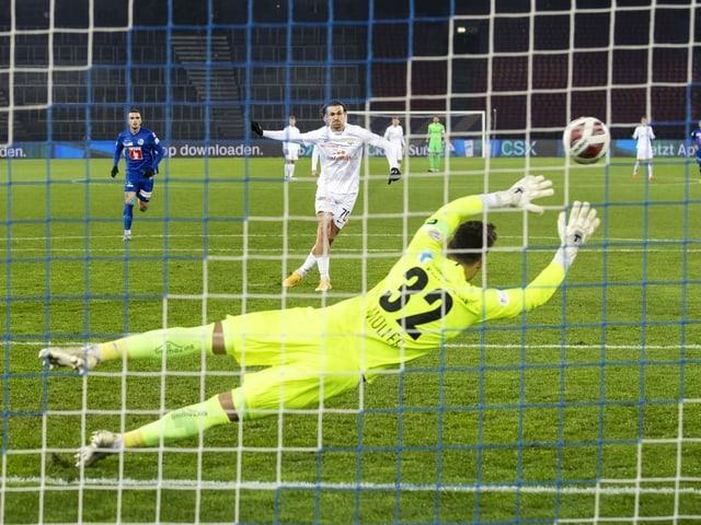 Der FCZ hat das letzte Duell gegen Luzern für sich entschieden.