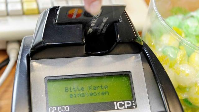 KReditkartenleser.
