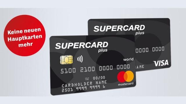 Visa Karte Kündigen.Kampf Um Kunden Wirrwarr Um Coop Kreditkarten News Srf