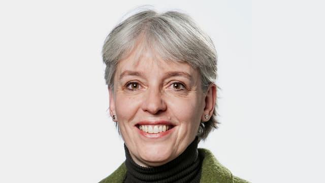 Porträt Brigitte Hollinger