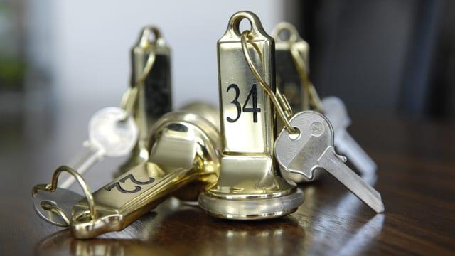 Hotelschlüssel