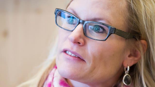 Erwartet einen finanziellen Hurrikan in Winterthur: Stadträtin Yvonne Beutler.