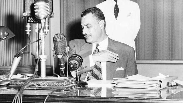 Abdel Gamal Nasser.