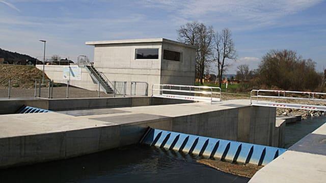 Wasserkraftwerk Schönenberg